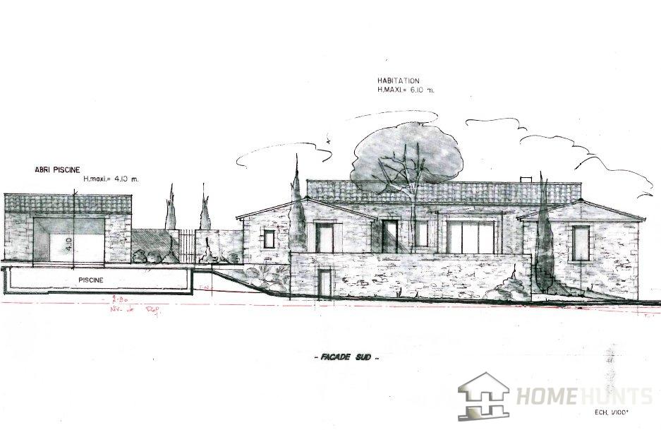 Huis 9 kamers 5 slaapkamers te koop for At home architecture 84220 gordes