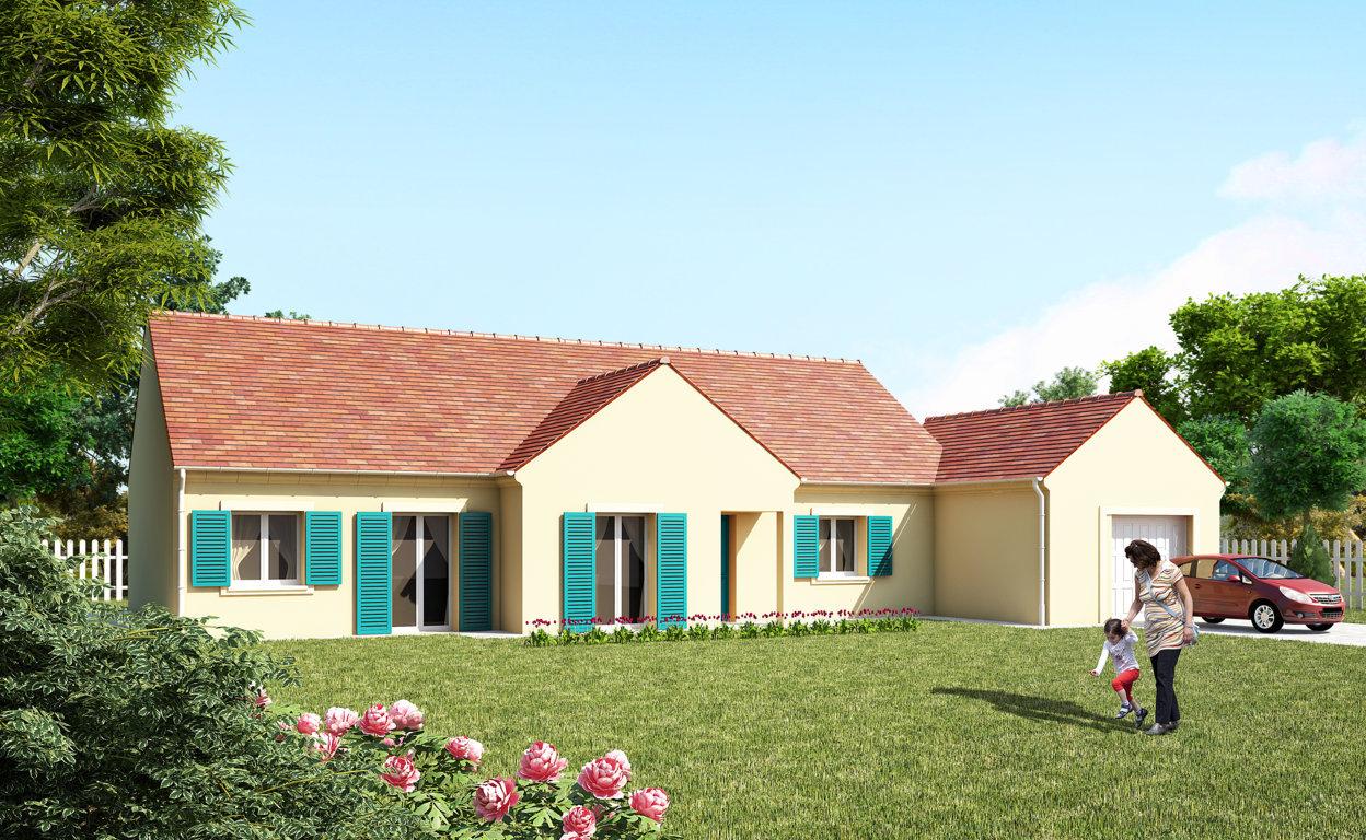 Te koop huis 6 kamers 133 m2 for Garage ad st pere en retz