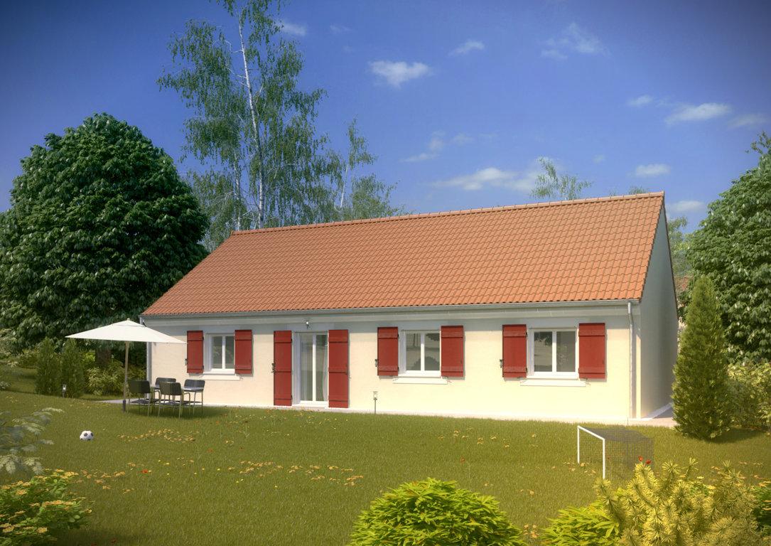 in vendita casa in vendita nella citt di saint andre des eaux. Black Bedroom Furniture Sets. Home Design Ideas