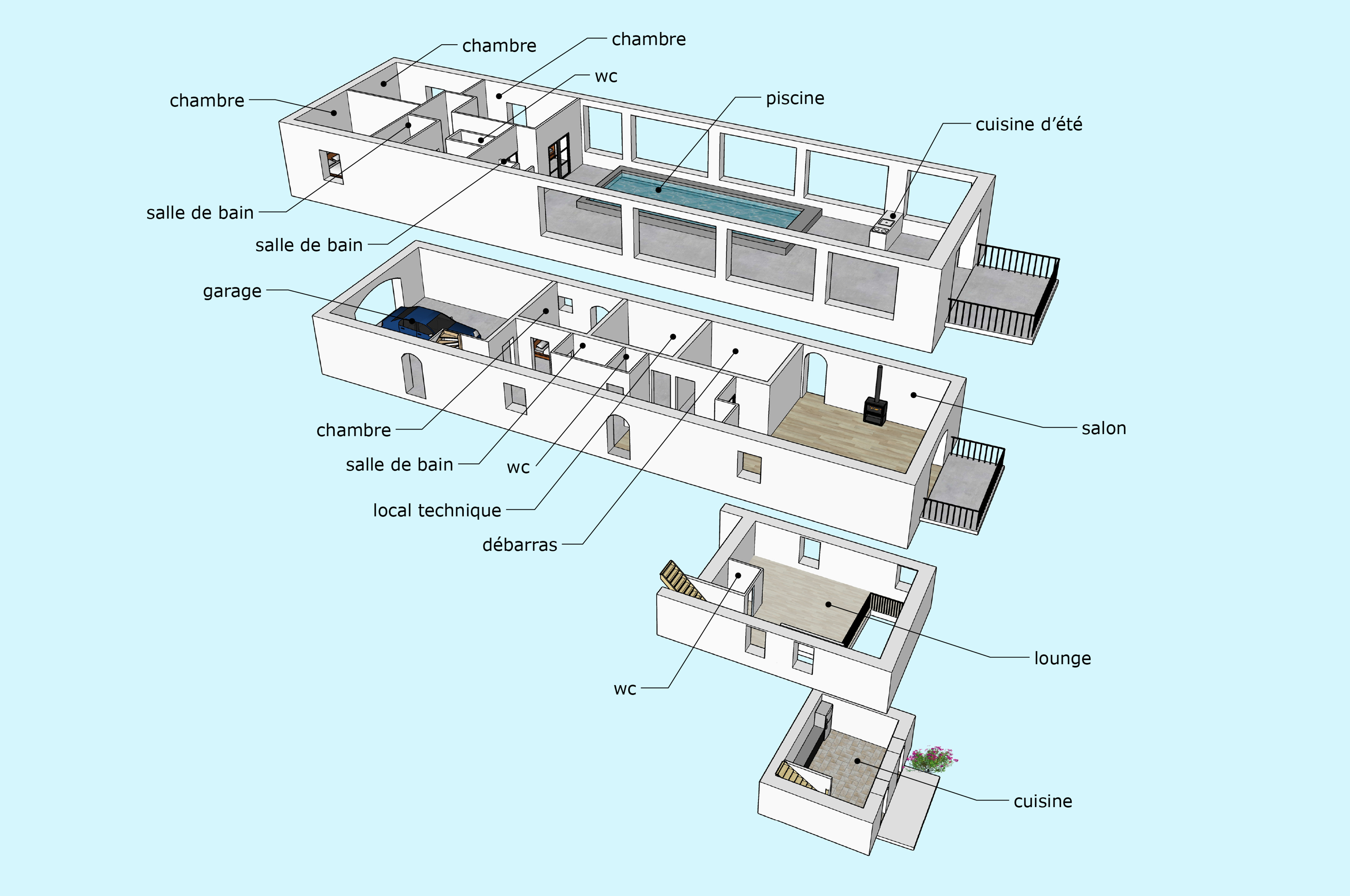 Casa 24150