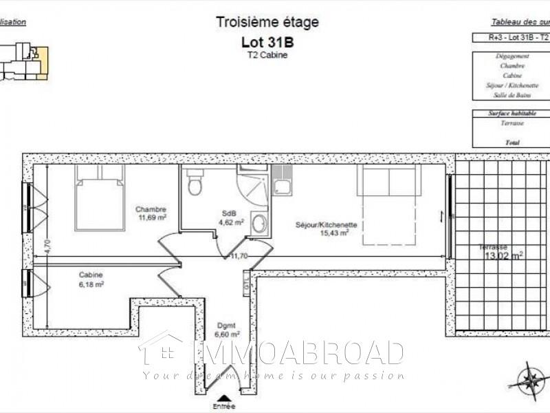 Appartamento 83230