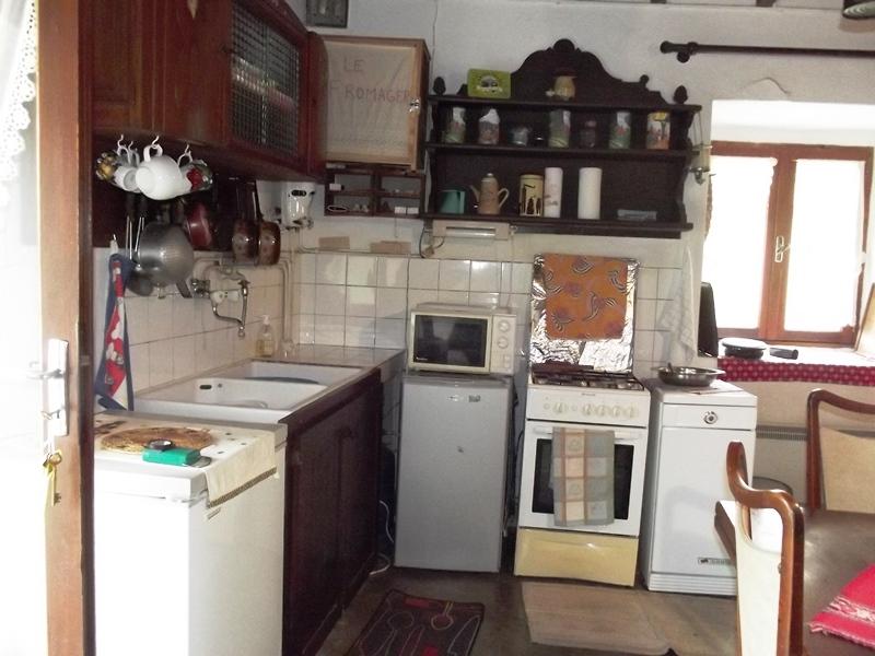 Huis - Keuken berghuisje ...