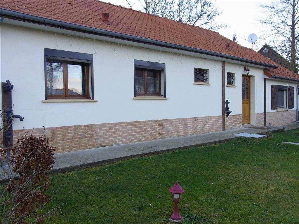 Zum verkauf stehendes haus 8 zimmer 120 m2 wohnfl che for Max garage calais